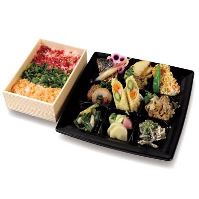 旬魚旬菜 幕の内弁当 ¥1,200