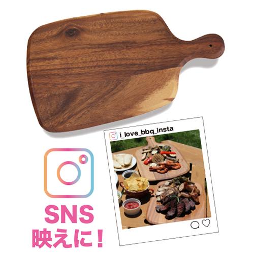 木のカッティングボード ¥1,600